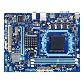 Mother Am3 Gigabyte 78lmt-s2 Ddr3 X2 Pcie Outlet Sin Audio