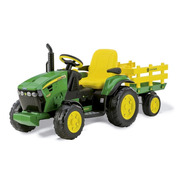 Mini Trator John Deere Ground Force  Peg Perego