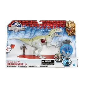 Dinossauro Jurassic World Indominus Rex Gyrosphere P. Entreg