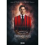 Twin Peaks: The Return 3ª Temporada + Capa E Frete Gratis
