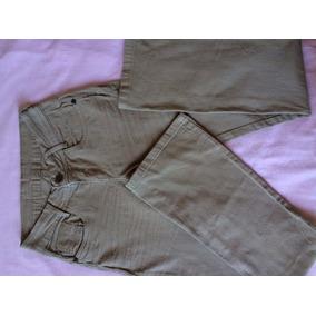 Calça Jeans Feminina - Flare - Bege -oppnus - Republica Mix