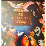 50 Clasicos Disney Edición De Colección En Dvd Boxset