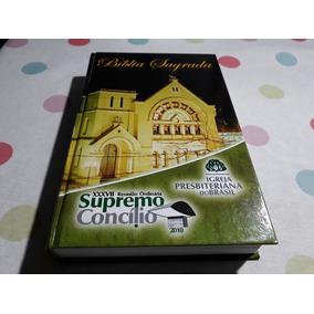 Biblia Ed. Reuniao Supremo Concilio Presbiteriana Curitiba!