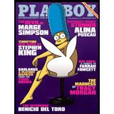 Playboy Marge Simpson Revista Completa En Inglés Formato Pdf