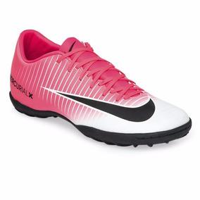Nike Cristiano Ronaldo Papi Futbol Color Rosa Reforzados