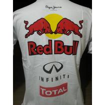 Camisa Camiseta Redbull Infiniti Atacado Varejo Lojista