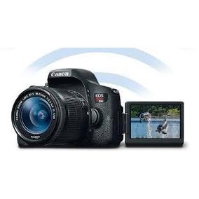 Camara Semi Pro Canon Rebel T6i Nueva!