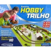 Caixa A Hobby Triilho Frateschi - Conjunto Para Montar