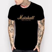 Camiseta - Camisa Marshall Amplification-eminem -lançamento!