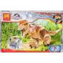 Lego Compatible Dinosaurio Jurassic World 28cm T. Rex Loose