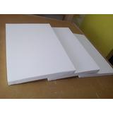 3 Bastidores Lienzo Loneta 40cm X 30cm Con Envío