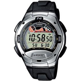 2c10bc4f8b4 Caixa Relogio Casio W 753 - Relógio Masculino no Mercado Livre Brasil