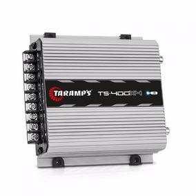 Modulo Taramps Ts400 T400 X4 Digital 400 W Rms Potencia