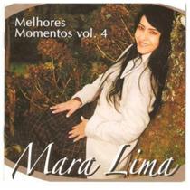 Kit Mara Lima - Melhores Momentos Vol. 4 / 1 Cd + 1 Playback