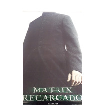 Poster Oficial 2003 Matrix Recargado - Neo - Keanu Reeves.
