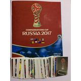.- Album Fútbol Copa Confederaciones Rusia 2017 Panini