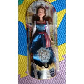 La Bella Y La Bestia: Bella Con Traje De La Aldea Disney