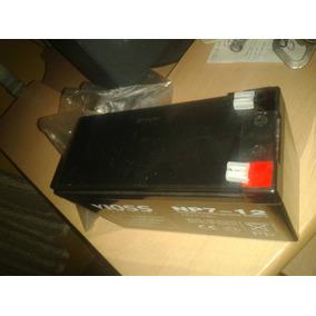 Bateria Recargable 12v 7 Ah Ups Cerco Electrico