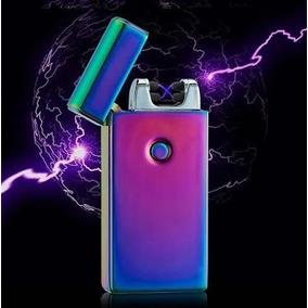 Encendedor Eléctrico Electrónico Plasma Recargable Usb Arc