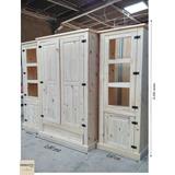 Guarda-roupa;madeira Maciça;rústico,armario;roupeiro;