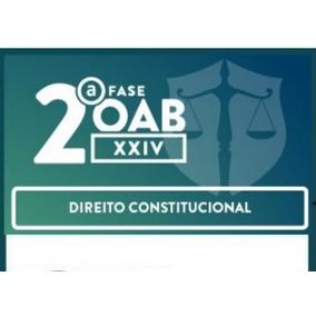Constitucional 2 Fase Xxiv Exam