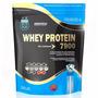 Proteina Whey Protein 7900 Frutilla Suple Deportivo 500g