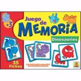 Juego De Lamemoria Dinosaurios Didáctico Implás