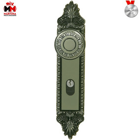 Fechadura Alianca Colonial Externa Bola 3600/104