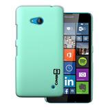 Microsoft Lumia 640 Forro Tipo Carcaza Color Azul Oferta!!!