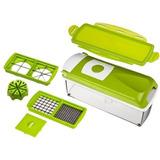 Amazing Slicer Plus, Rebenador De Alimentos + 13 Accesorios