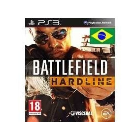 Battlefield Hardline Ps3 Play3 Codigo Psn Midia Digital