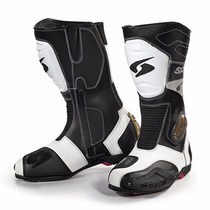Botas Rtech Stone Mens Motorcycle Leather Boots