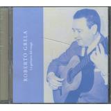 Roberto Grela - La Guitarra Del Tango - Pagina 12 - Cd