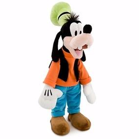 Bonecos Pelucia, 1 Pateta E 1 Pato Donald + Brinde