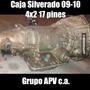 Caja Automática Chevrolet Silverado 2009-2010 4x2 17 Pines