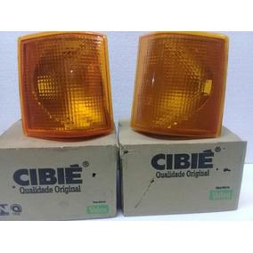 Lanternas Dianteiras D20 93 94 95 96 Original Cibie O Par