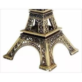 Torre Eifel - Enfeite Metal - Replica Paris