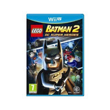 Wiiu Lego Batman 2 Dc Super He