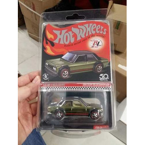 Hot Wheels Datsun Bluebird 510 - Exclusivo - Membresia 2018