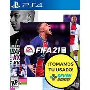 Fifa 21 Ps4 Playstation 4 Juego Fisico Sellado Sevengamer