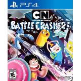 Cartoon Network Battle Crashers Ps4 Prim Lgames