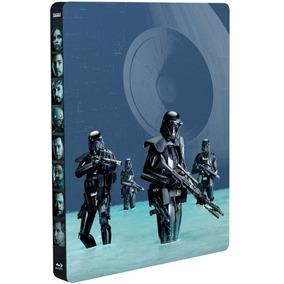 Blu-ray Rogue One: Uma História Star Wars (2 Bds) - Ediçã
