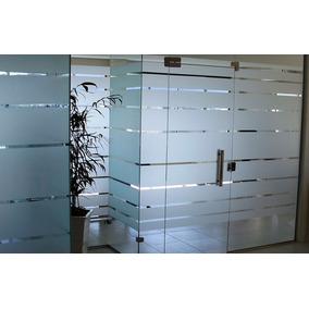 Adesivo Decorativo Jateado P/ Vidro, Box, Janela, 1mx0,50cm