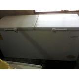 Congelador Freezer Gplus, Dos Puertas 518 Litros