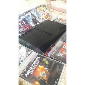 Ps3 Ultima Generacion,500gb + 9 Juegos (opcionable)
