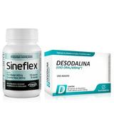 Desodalina + Sineflex - Remédio Para Emagrecer + Termogênico