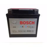 Bateria Bosch Honda Cg Biz Elite Nxr Xr 125cc 150cc Btx5l