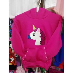 Campera Especial De Unicornio Original Color Rosa Talles