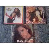 Lote Cd Daniela Mercury (samba Reggae) 3 Discos Originales