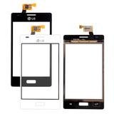 Tela Toque Vidro Touch Screen Lg Optimus L5 E610 E612 E615